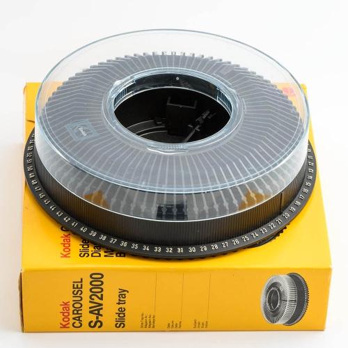Kodak Carousel magazine