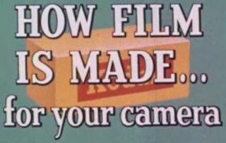 How film is made