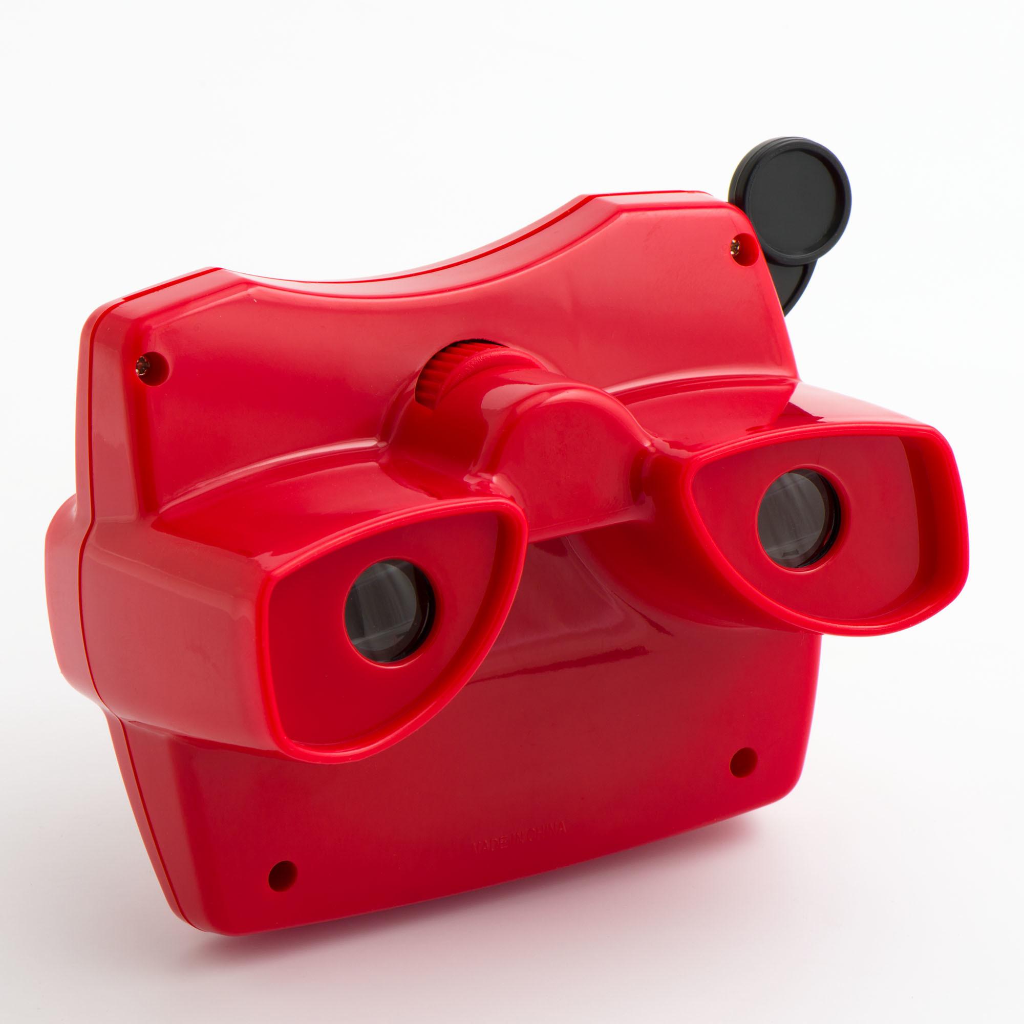 Retro View-Master reel viewer