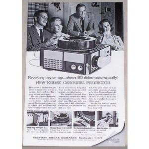 Kodak Carousel 1961